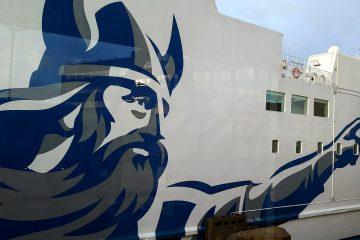 Shetland Car Ferry